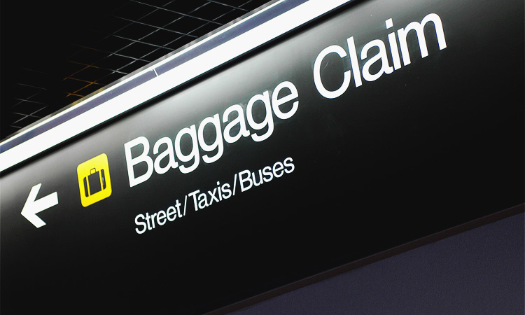 Потеря багажа. Что делать если потерялась сумка в аэропорту. Где и как искать не долетевший багаж.