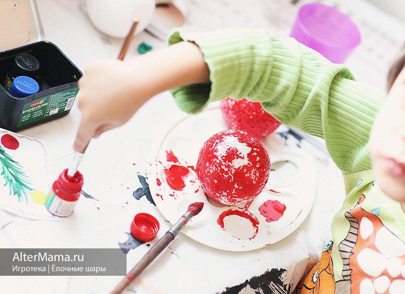 Как ребенку сделать новогоднюю открытку
