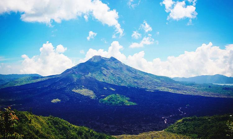 Вулкан Батур на Бали - фото и отзыв об экскурсии. Самостоятельно доехать до вулканов и озера Данау Батур в Кинтамани.