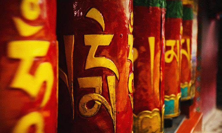 Дарамсала Далай Лама и правительство Тибета в изгнании.