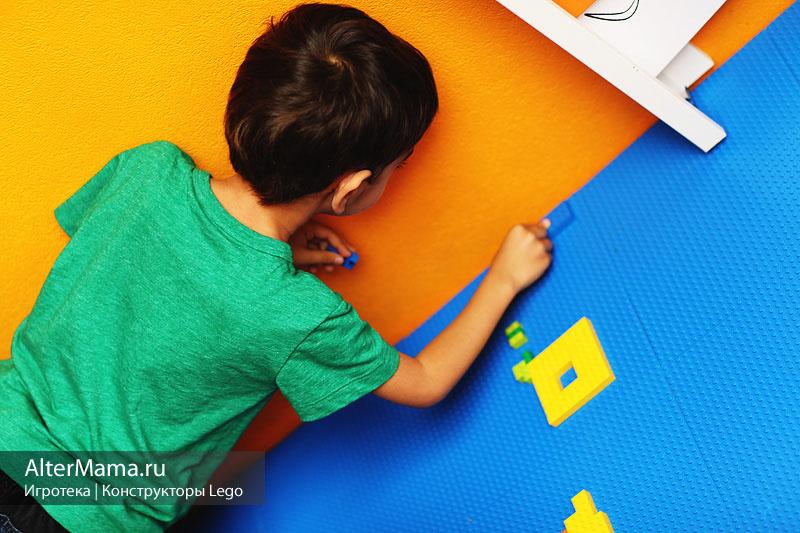 Лего игры и идеи