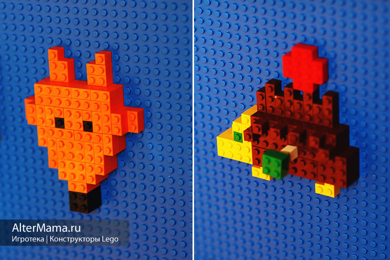 Что можно собрать из Лего