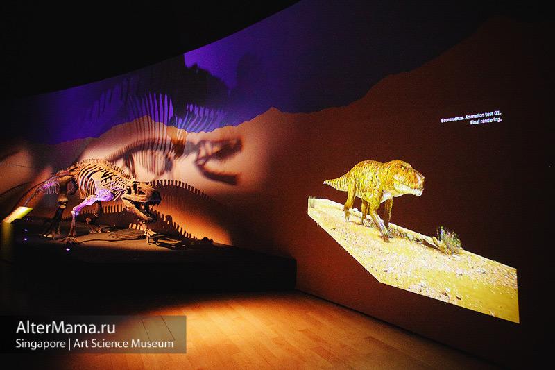 3д-графика русских дизайнеров в Музее искусства и науки в Сингапуре