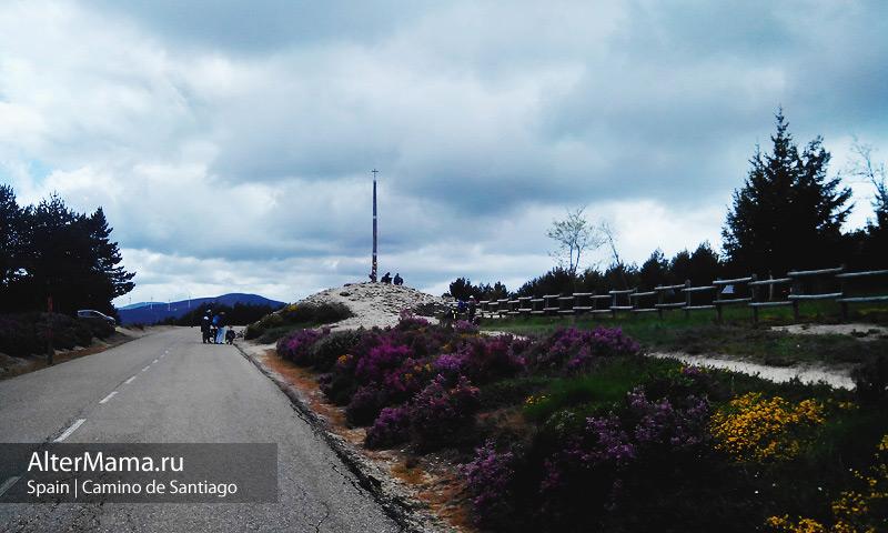 Путь Сантьяго на велосипеде с ребенком стоимость