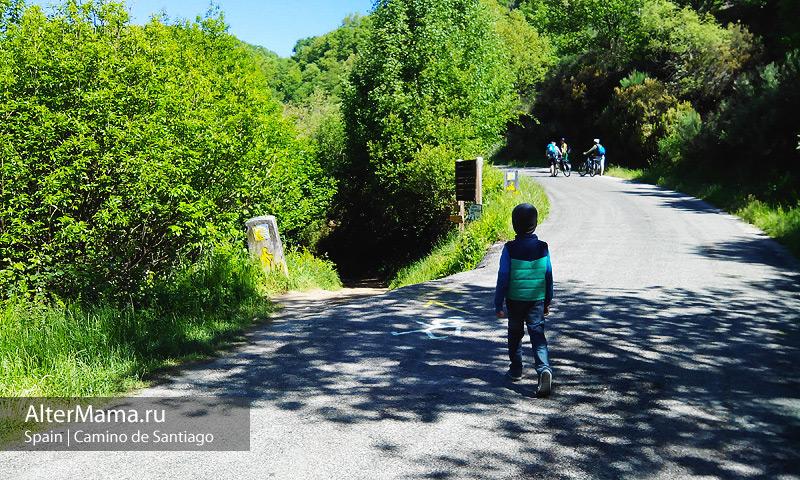 Путь Сантьяго на велосипеде - где арендовать велосипед