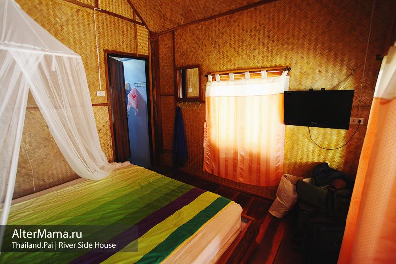 Отели в Пае. Аренда дома в Пай Таиланд