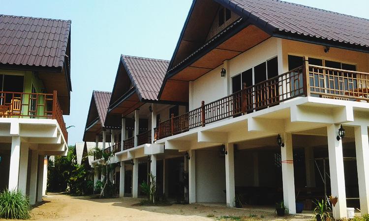 Деревня Пай Тайланд отели и жилье. Жилье в Пае - дома и обзор отелей.
