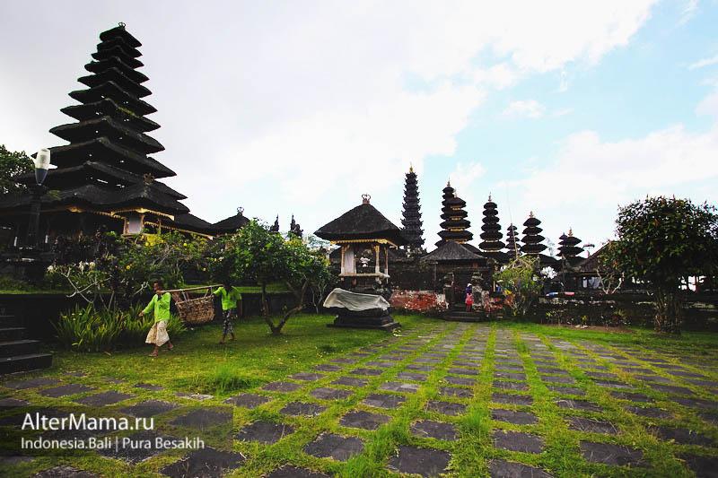 Храмы острова Бали Pura Besakih
