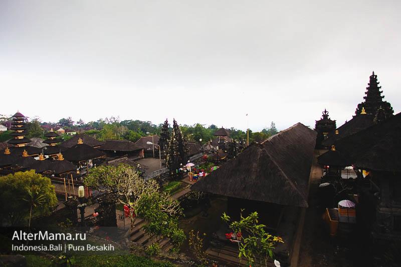 Главный храм Бали Пура Бесаких цена вход