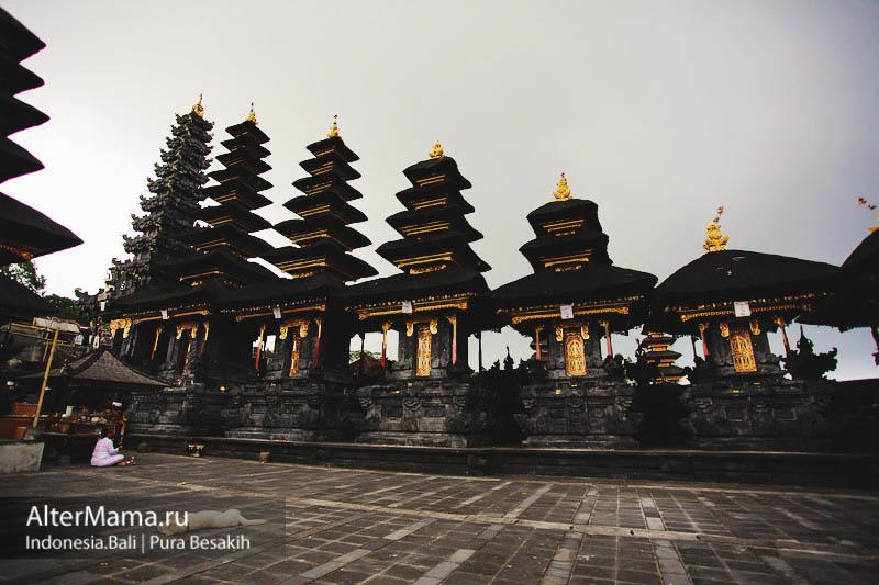 Отзывы про знаменитые храмы Бали Пура Бесаких и храмы Бали на карте