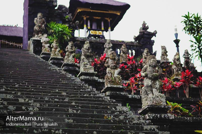Храм Пура Бесаких на карте