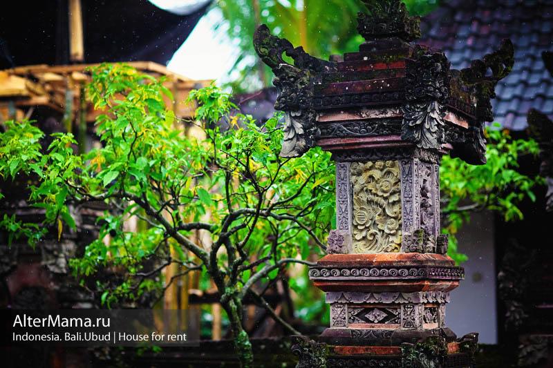 Аренда дома на Бали Убуд