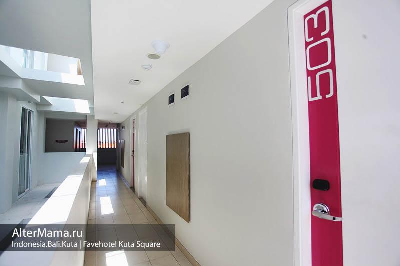 Лучшие отели в Куте Бали - Fave hotel bali