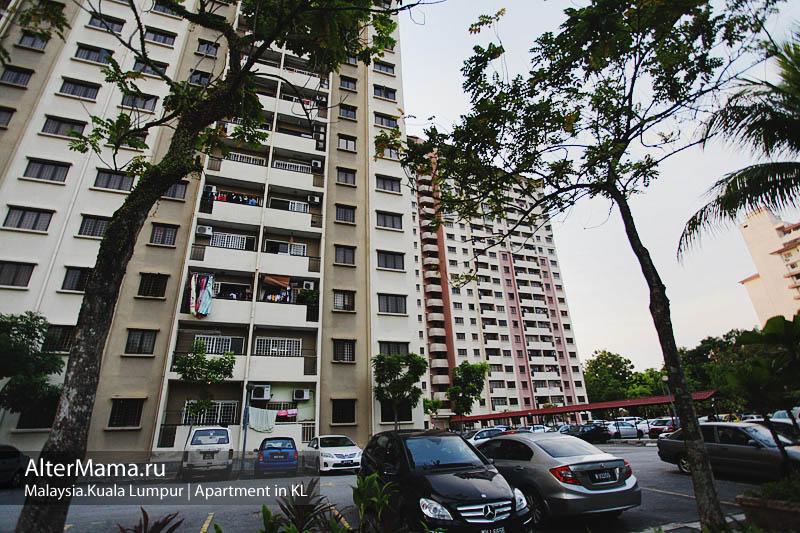 Дешевые отели в Куала Лумпуре на карте, а также квартиры в Куала Лумпур