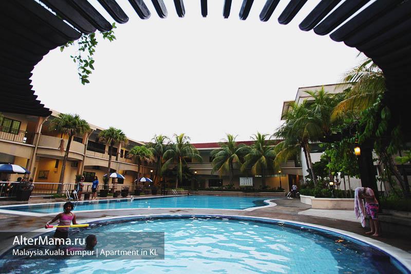 Отзыв с фото квартиры в Куала Лумпур
