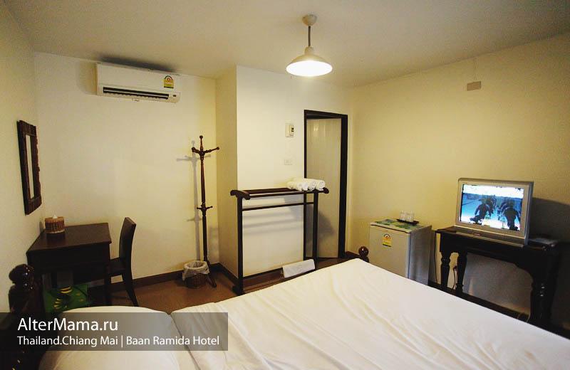 Отели в Чианг Мае в центре