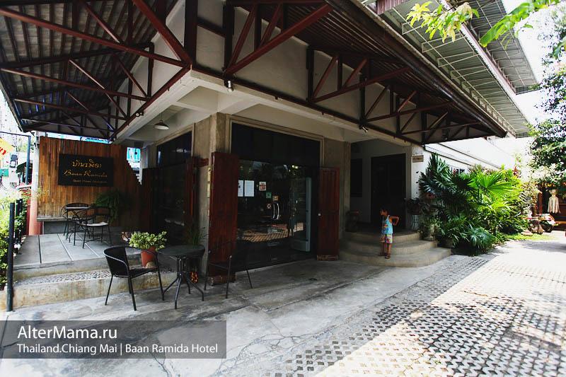 Недорогие отели в Чианг Мае отзыв с фото