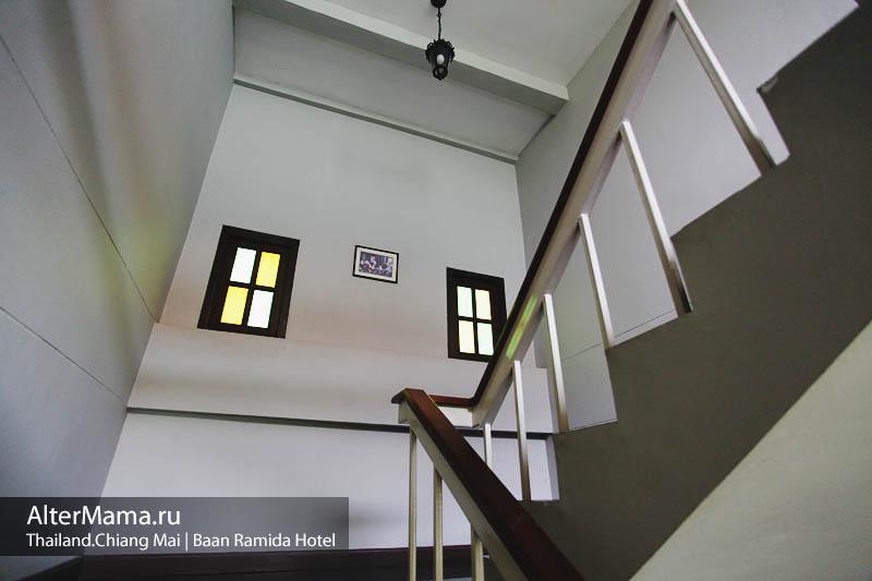 Отель Baan Ramida Чианг Май Таиланд