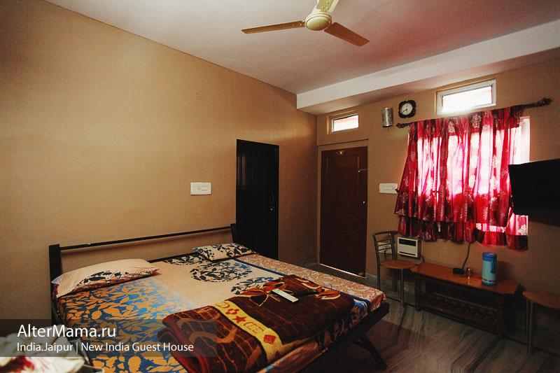 Недорогие отели Джайпура отзывы