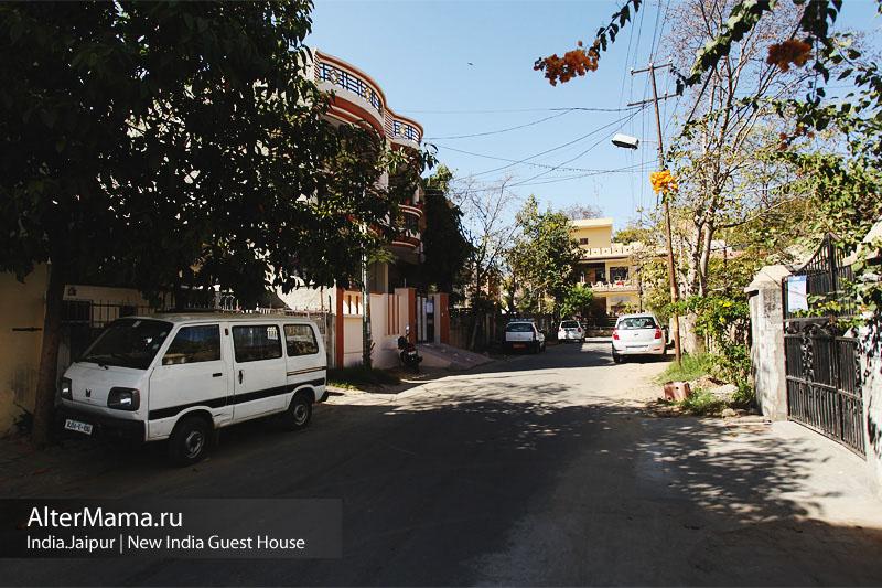 Отели в Джайпуре на карте обзор цен