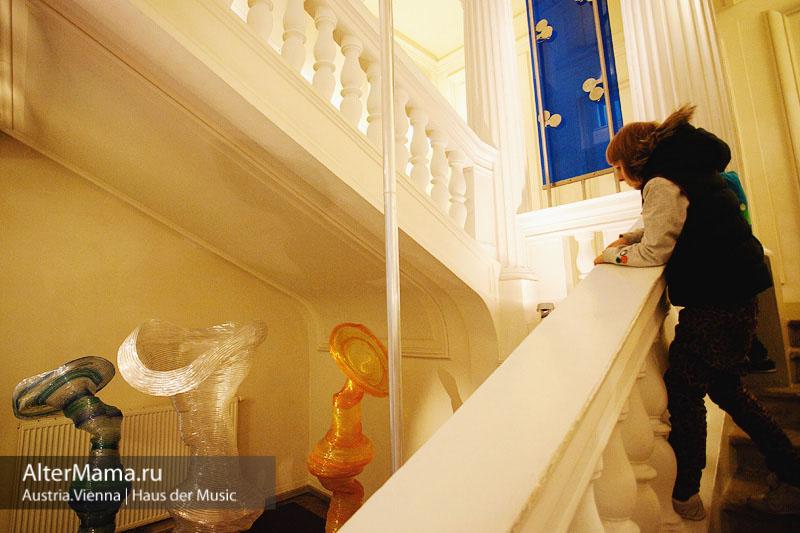 Что посетить в Вене с детьми - Haus der Musik фото