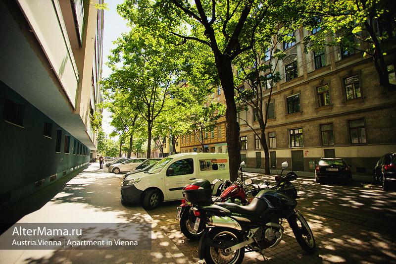 Квартира в Вене посуточно. Отели в Вене цены