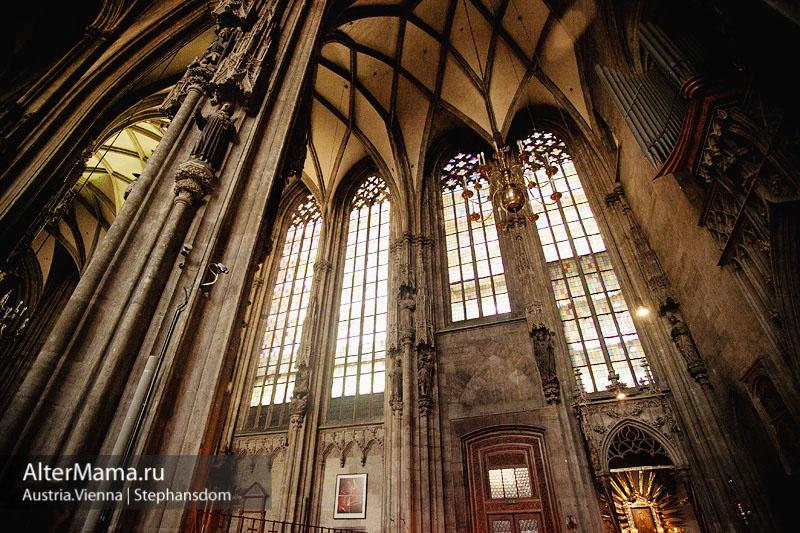 Собор святого стефана в Вене фото