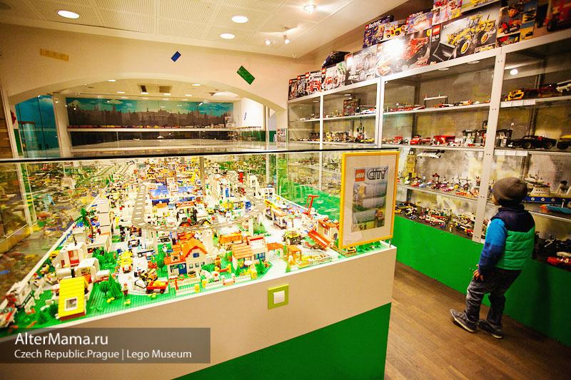 Прага для детей - Музей Лего Прага отзывы