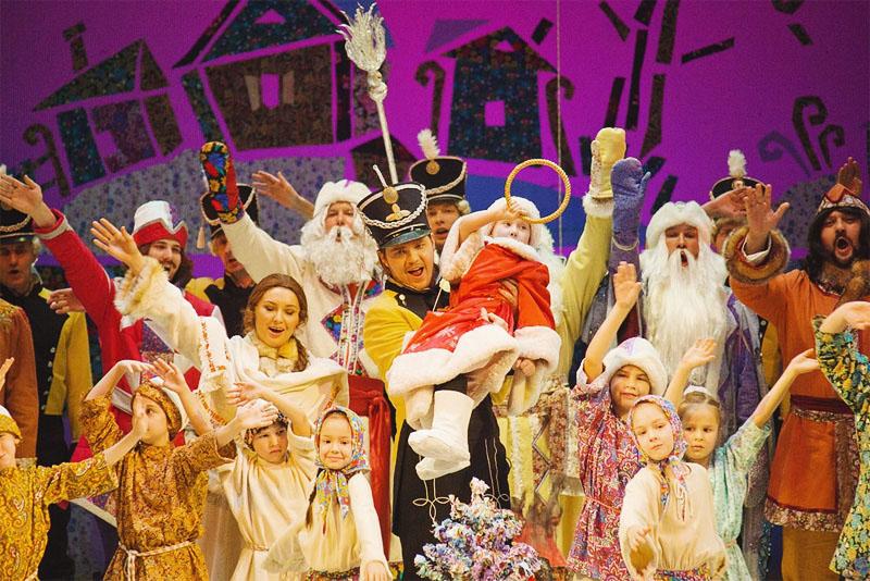 Театр оперы для детей. На спектакль или детский балет с ребенком