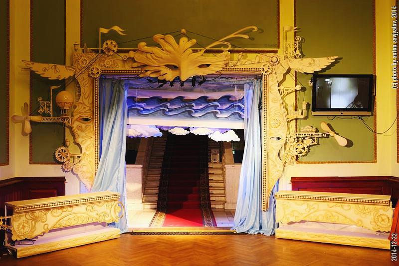Экскурсии в театр оперы для детей