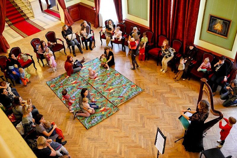 Пермский театр оперы для детей - музыка малышам