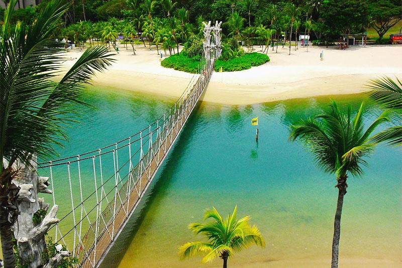 Пляж Палаван Сингапур отзыв и фото