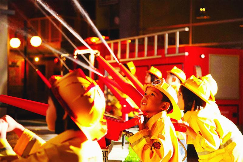 Развлечения Сентозы парк Кидзания