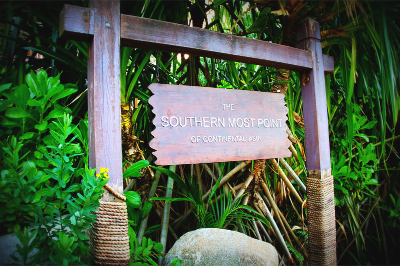 Парк Сентоза Сингапур