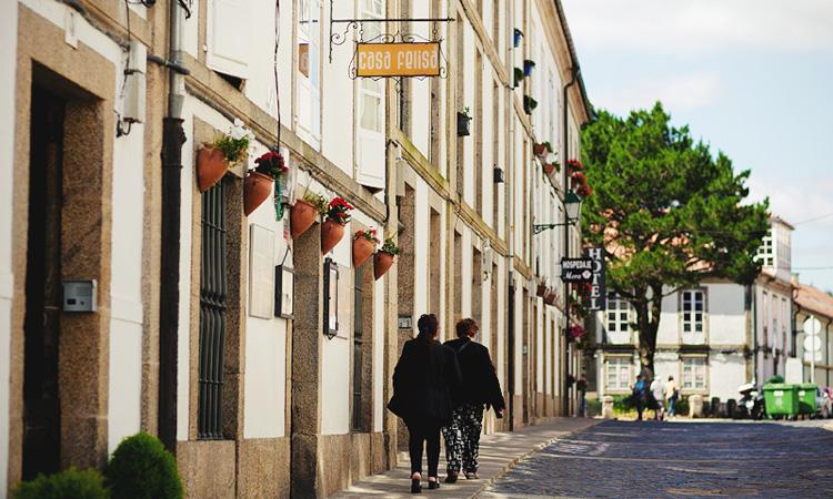 Сантьяго-де-Компостела паломничество. Сантьяго де Компостела достопримечательности.