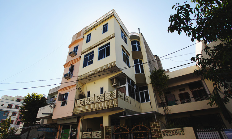 Отели Джайпура