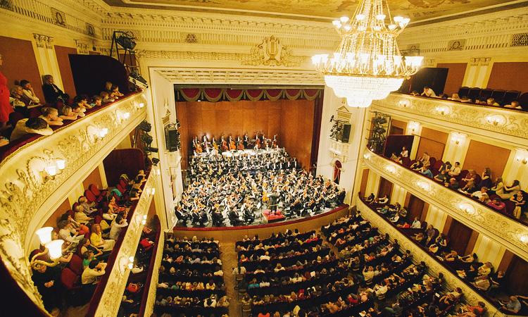 Оперный театр для детей в Перми - детские представления в оперном театре, балет и опера по мотивам сказок.