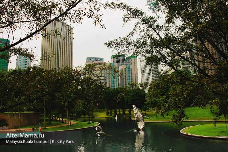 Парки Куала Лумпура для детей