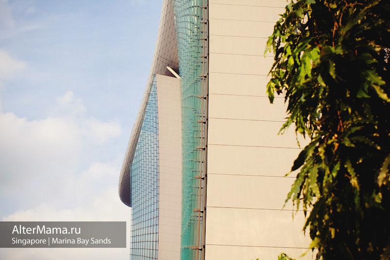 Найти отели в Сингапуре отзывы марина бэй сэндз