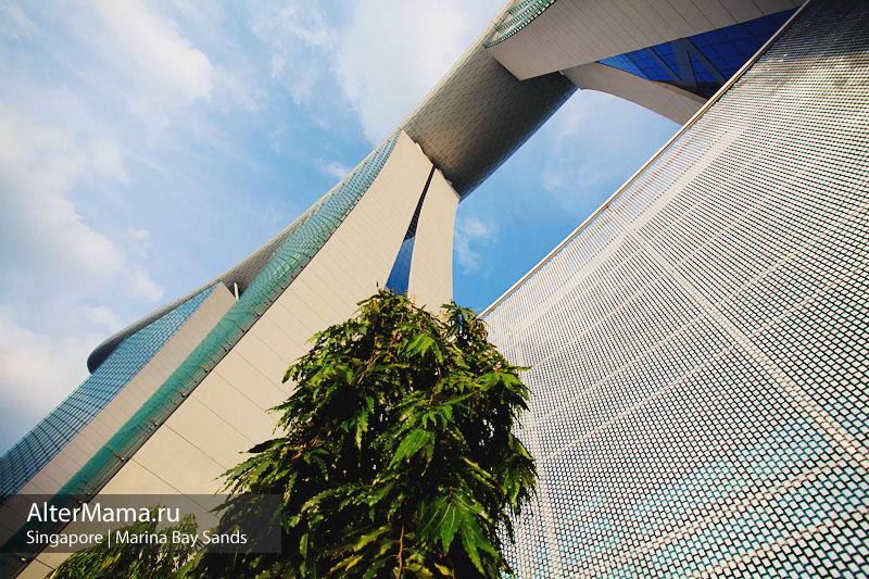 Marina Bay Sands цена