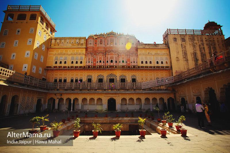 Хава-Махал в Джайпуре экскурсии