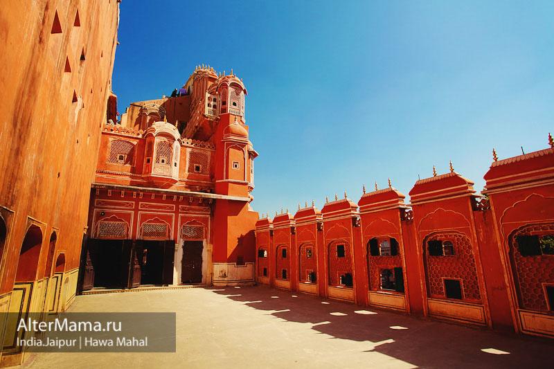 Как доехать до Дворца ветров в Джайпуре