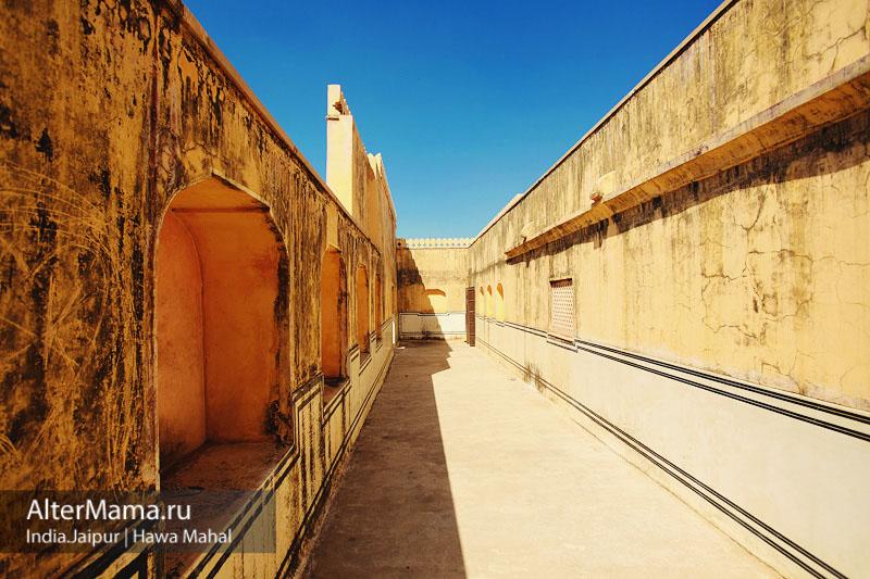 Хава Махал Дворец Джайпур Индия