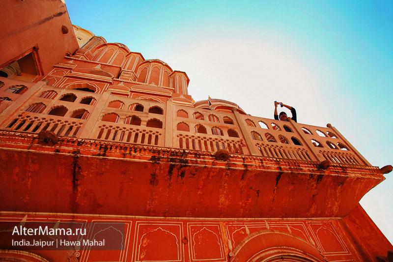 Билеты в Хава Махал Дворец ветров в Джайпуре