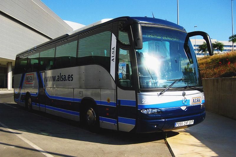 Фото и Отзыв про Alsa автобусы в Испании