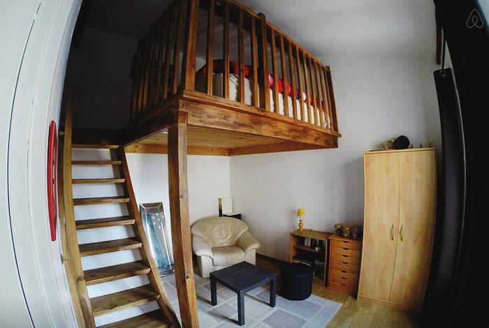 Квартира Париж аренда