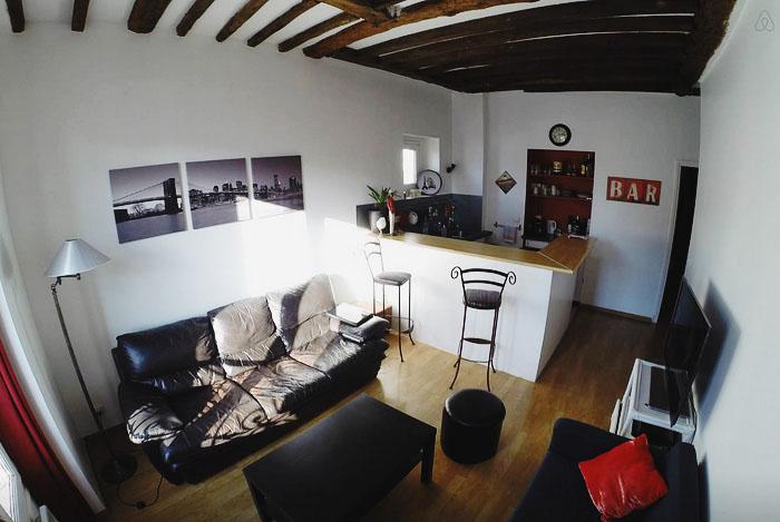 Квартира в Париже аренда на месяц