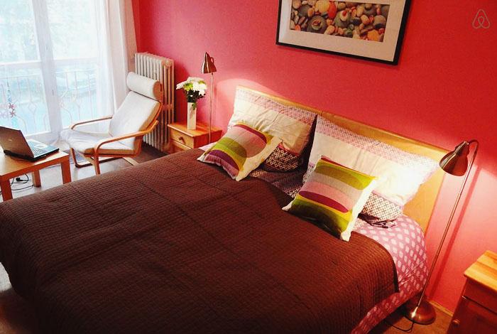 Квартира в Праге аренда посуточно