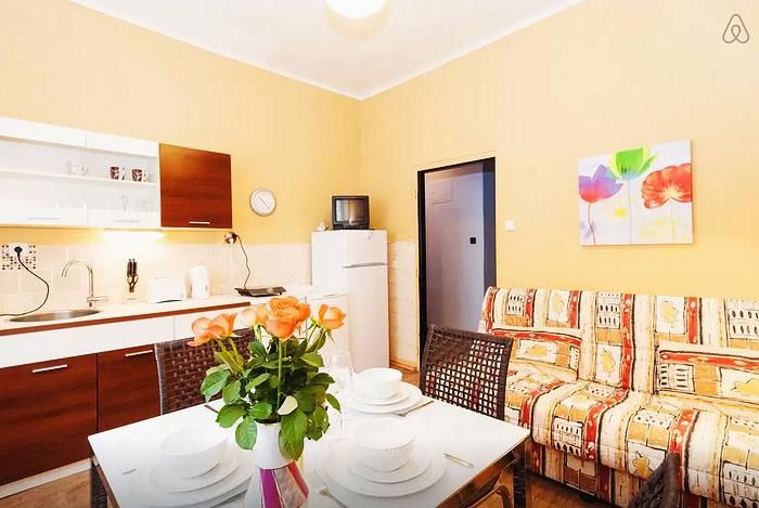 Квартира в Праге в аренду на праздники