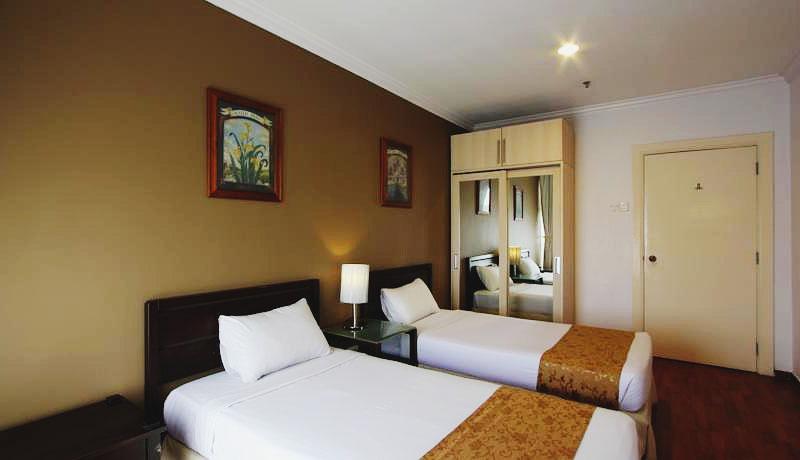 Отель в Куала Лумпур рядом с тайским посольством